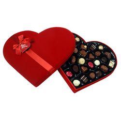 Heart-chocolates